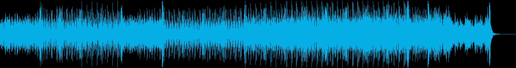 とにかく使い勝手の良いBGM【1】の再生済みの波形