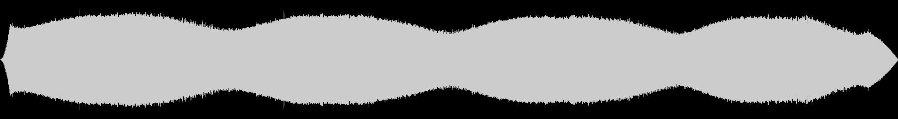 冷凍庫:コンプレッサー:ランニング...の未再生の波形