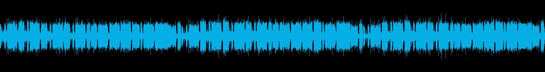 ダンジョン4 RPG ゲーム ループの再生済みの波形