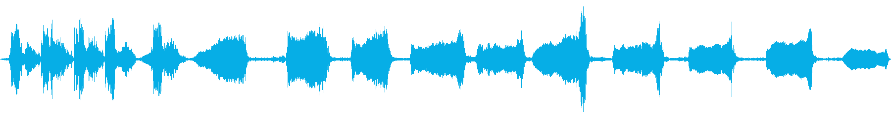 インコラル、チェーンムーブメント、...の再生済みの波形