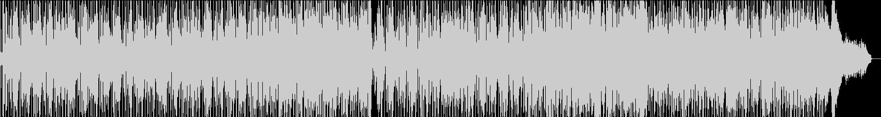 ローズピアノの心地よいスムースジャズの未再生の波形