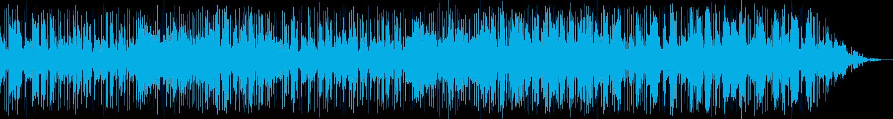 保留中のウェザーチャンネル/トラベ...の再生済みの波形
