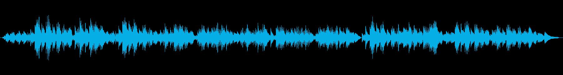 ピアノだけで演奏したオリジナル曲です。…の再生済みの波形