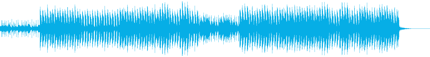 おしゃれ・かっこいい・EDM2の再生済みの波形
