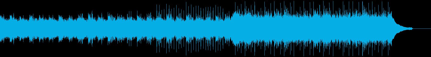 企業VP139、爽快、ポップ、ピアノbの再生済みの波形