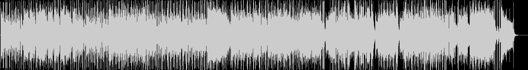 昭和に流行ったマンボの定番の未再生の波形