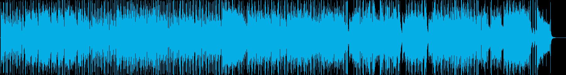 昭和に流行ったマンボの定番の再生済みの波形