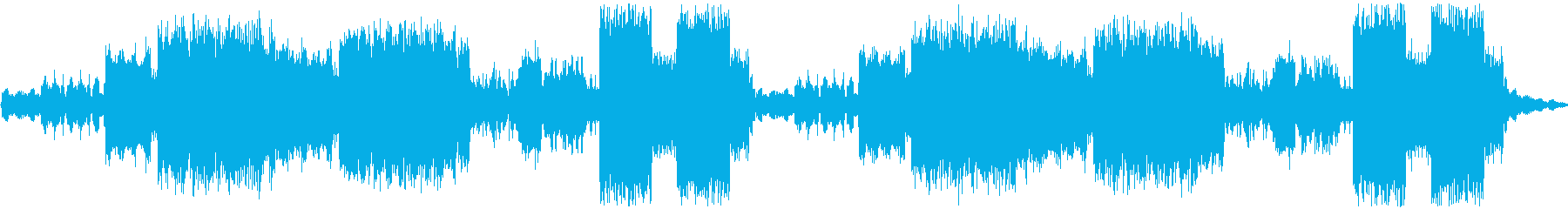 8bit・ピアノ・ラスボス・戦闘・女王の再生済みの波形