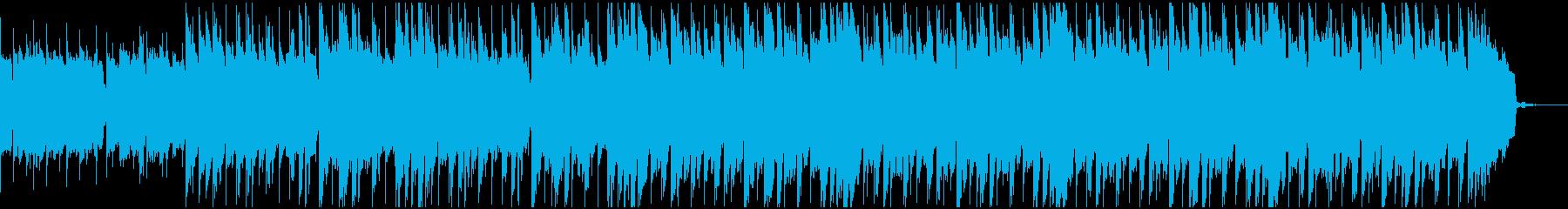 ピアノのリードと弦で冷やしたビート...の再生済みの波形