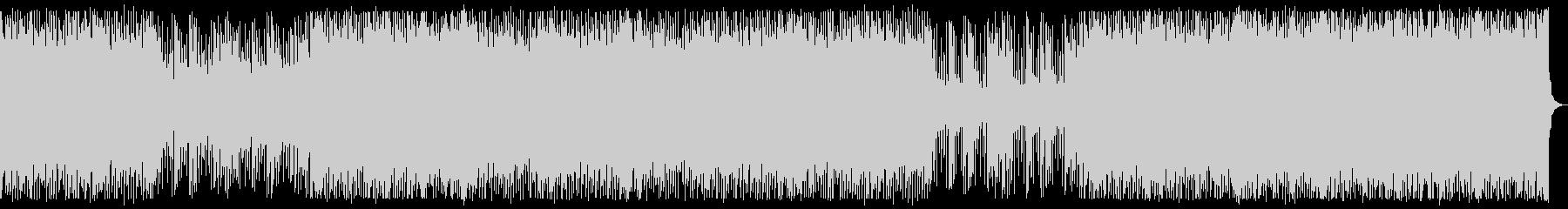 電子/疾走感/ロック_No358_1の未再生の波形