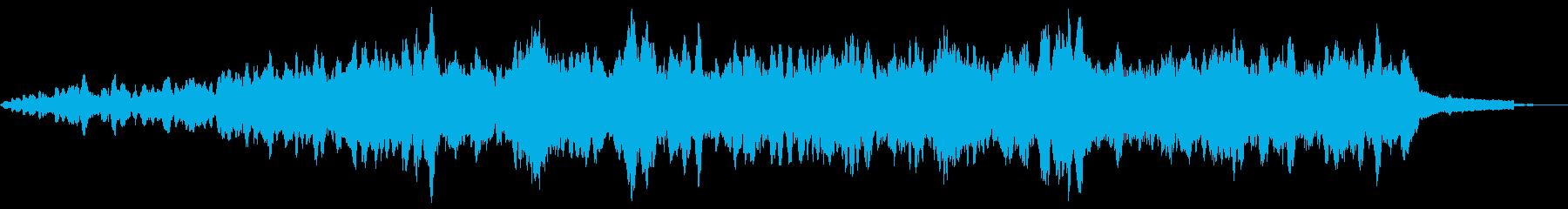 エレクトロニック 環境 説明的 希...の再生済みの波形
