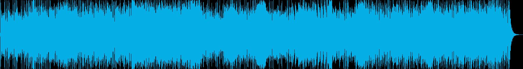 映画・ゲーム用バトルBGM36の再生済みの波形