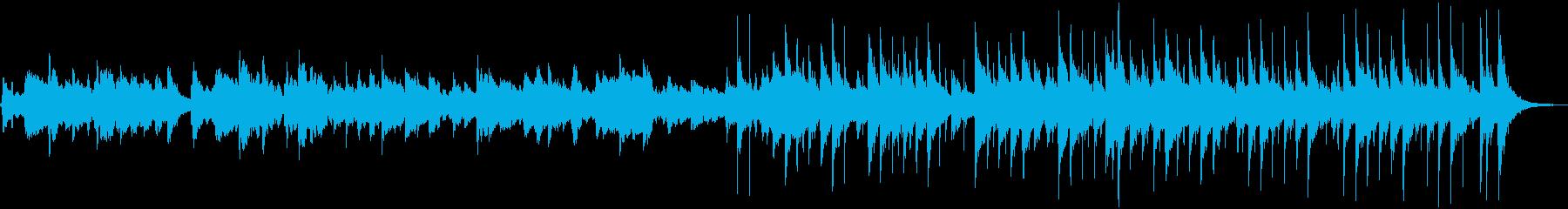 Autumn festival's reproduced waveform