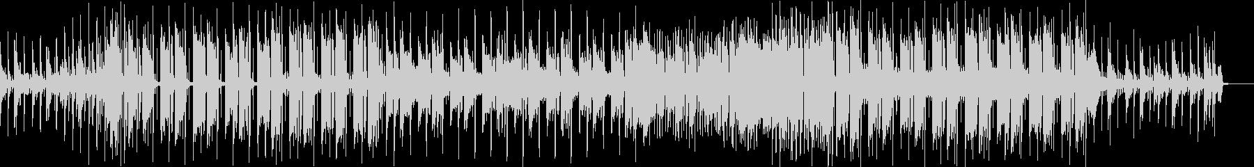 クールでポップなFuture Bassの未再生の波形