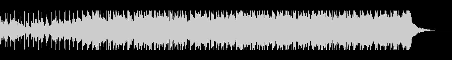 中東アラビア音楽(60秒)の未再生の波形