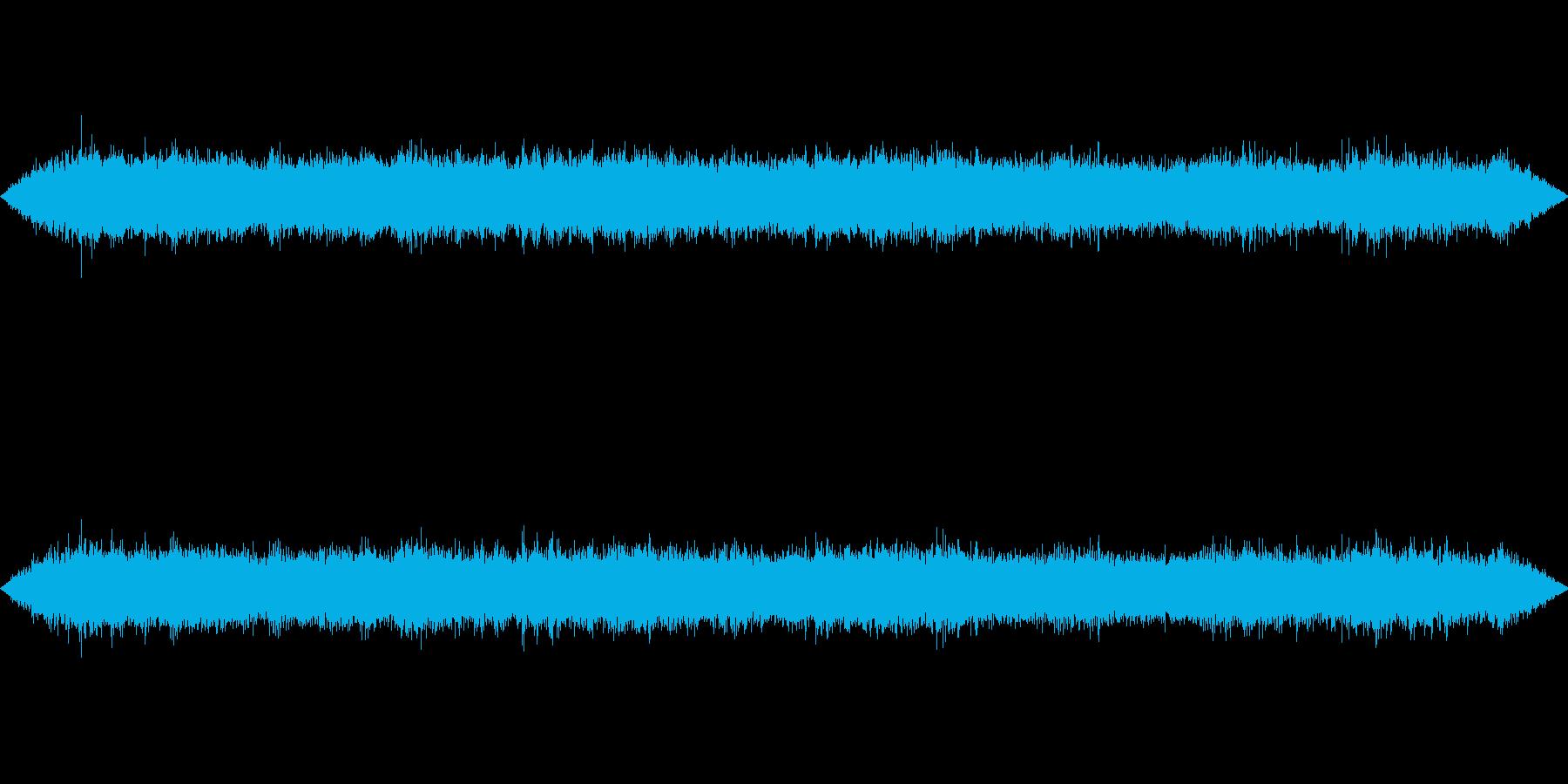 環境音-ガヤ イベント会場の再生済みの波形