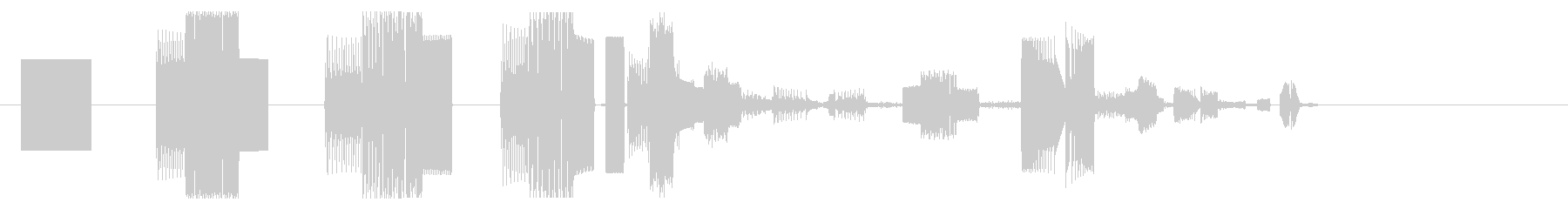 KANT8bit効果音082445の未再生の波形