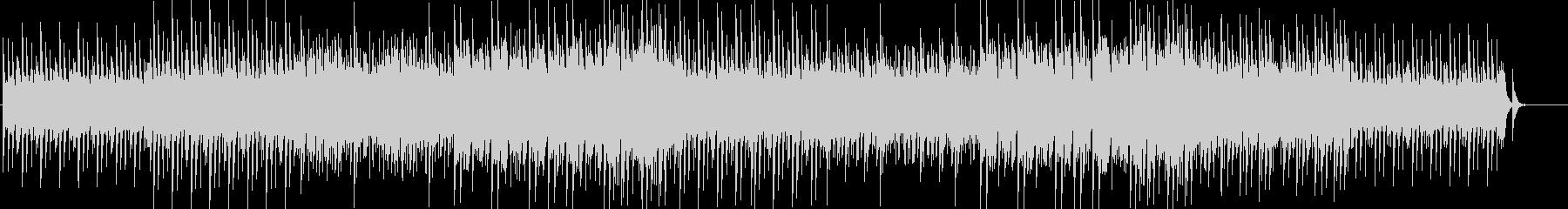 [弦なし]シンプルで洗練された雰囲気の曲の未再生の波形