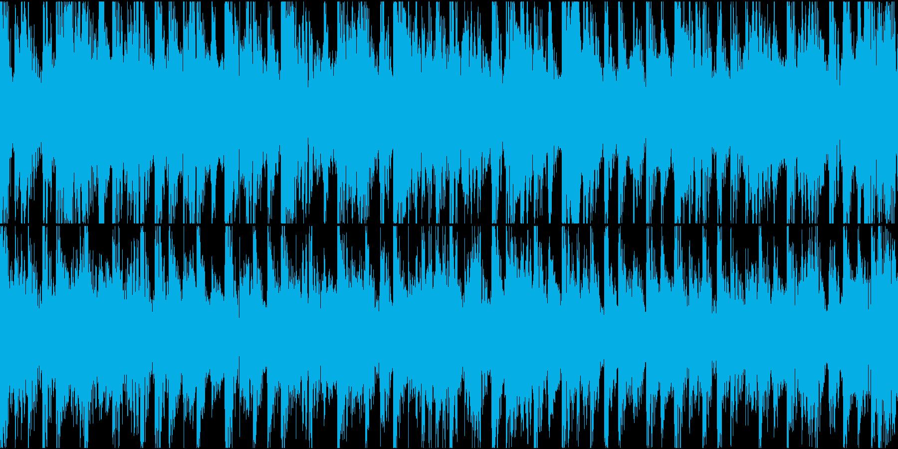 BGM05 ダークの再生済みの波形