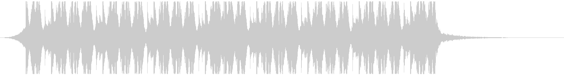 Future Pop 3の未再生の波形