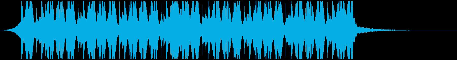 Future Pop 3の再生済みの波形