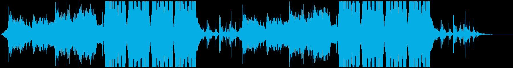 Future Bass シネマティックの再生済みの波形