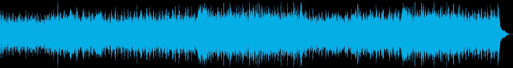 デジタル技術・知的ピアノ:大型打楽器抜きの再生済みの波形