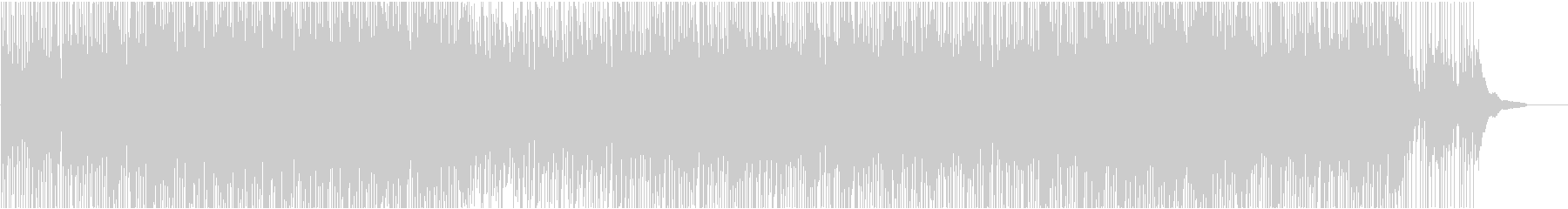 企業VPや映像に フュージョン系バンド風の未再生の波形