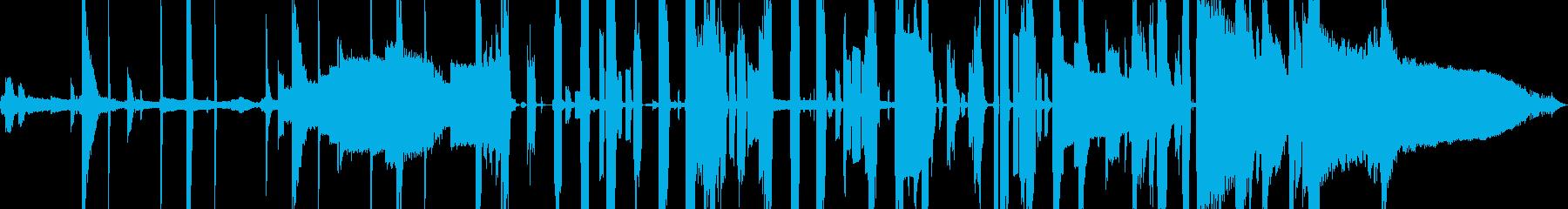 サラサラ ジャズ R&B おしゃれ...の再生済みの波形