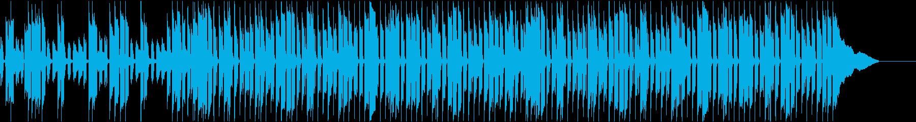 日常/ほのぼの/雑談/トーク/コーナーの再生済みの波形