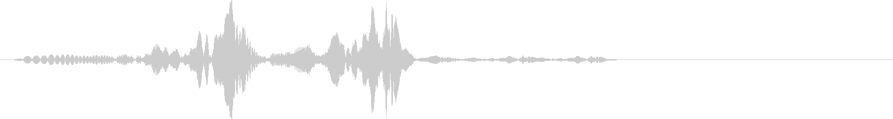 ビコ(click_041_ボタン)の未再生の波形