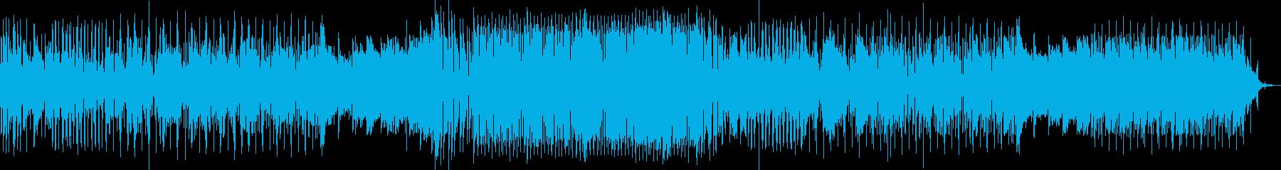 魅惑的なサマーミュージックの再生済みの波形