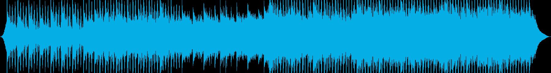 代替案 ポップ 室内楽 アクティブ...の再生済みの波形