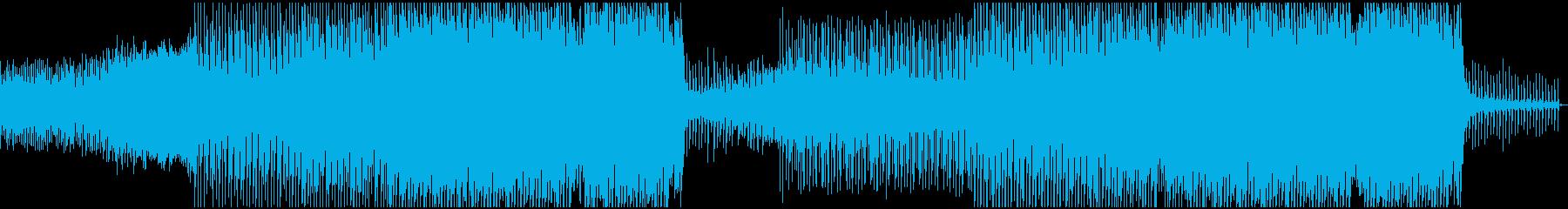 Whistling Forest EDM's reproduced waveform