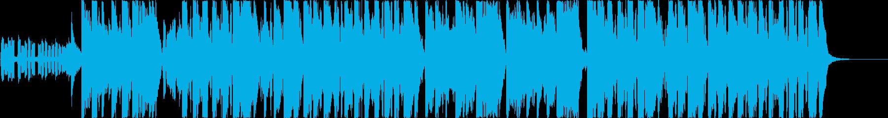 タランテラ、フォーク、トラディショ...の再生済みの波形