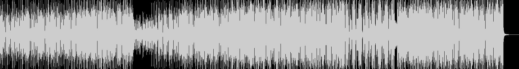 筋ᕦ(・ㅂ・)ᕤ肉・ガチムチテクノ B3の未再生の波形