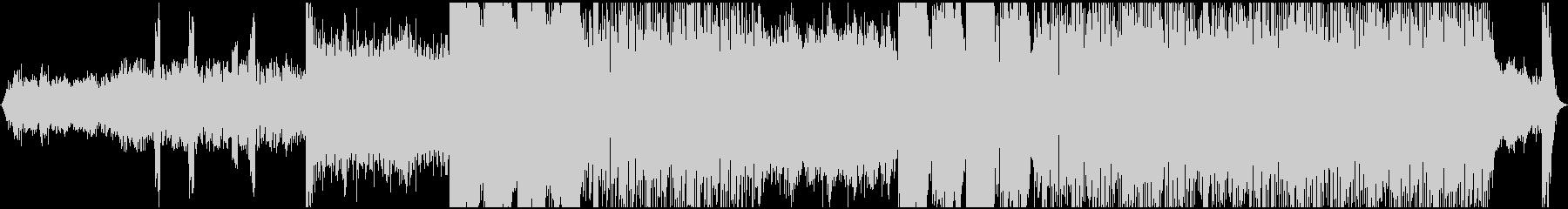 エスニック。ギターアルペジオ。 E...の未再生の波形