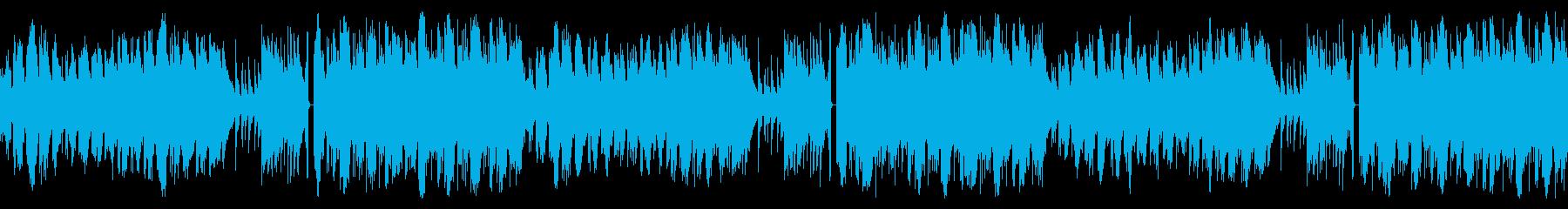 【ループ】不穏・近未来・チュートリアルの再生済みの波形