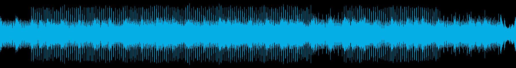 【ループ】ポジティブで軽快/希望_1の再生済みの波形