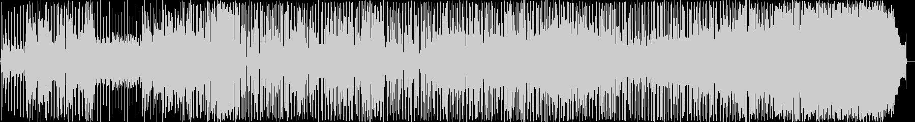 オルガンとホーンが光るソウルジャズの未再生の波形