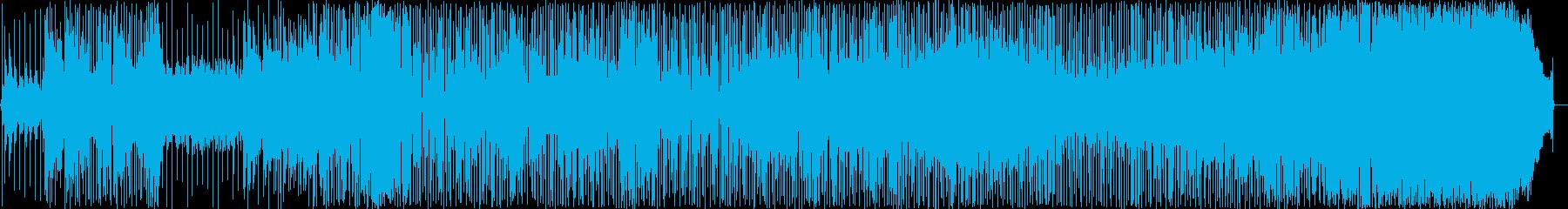 オルガンとホーンが光るソウルジャズの再生済みの波形