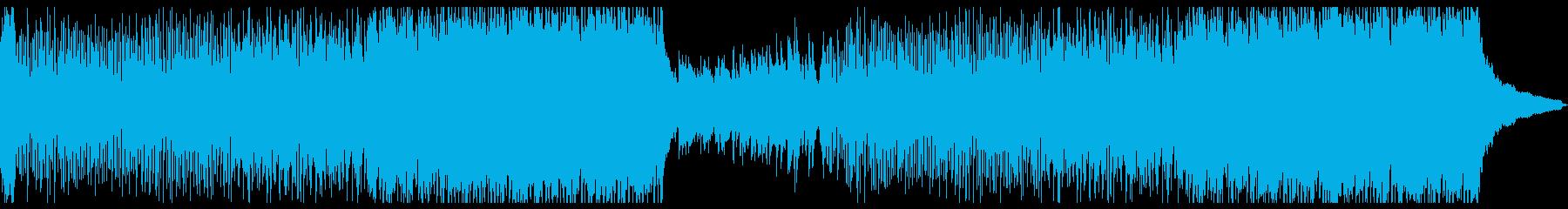 竜虎の再生済みの波形