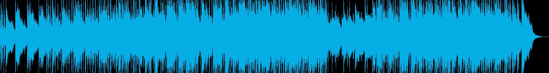 動画 感情的 お洒落 クール やる...の再生済みの波形
