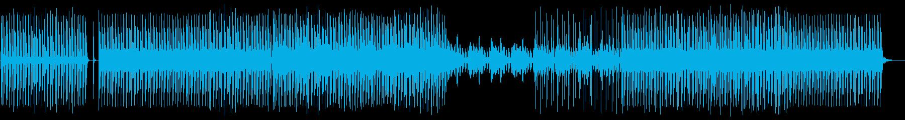 メロディック。速い。の再生済みの波形