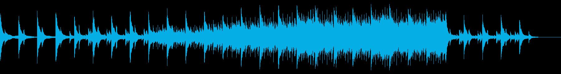 アンビエント ほのぼの 幸せ 弦楽...の再生済みの波形