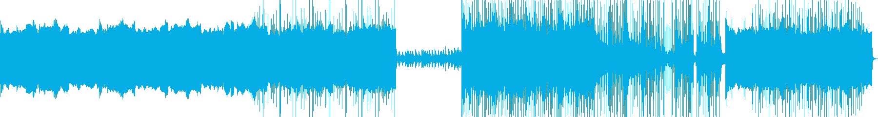 エレクトロニューエイジインストゥル...の再生済みの波形