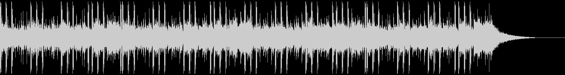 インスピレーション技術(ショート1)の未再生の波形