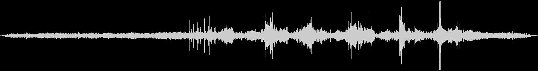 オートレッキングヤード:ロードリフ...の未再生の波形