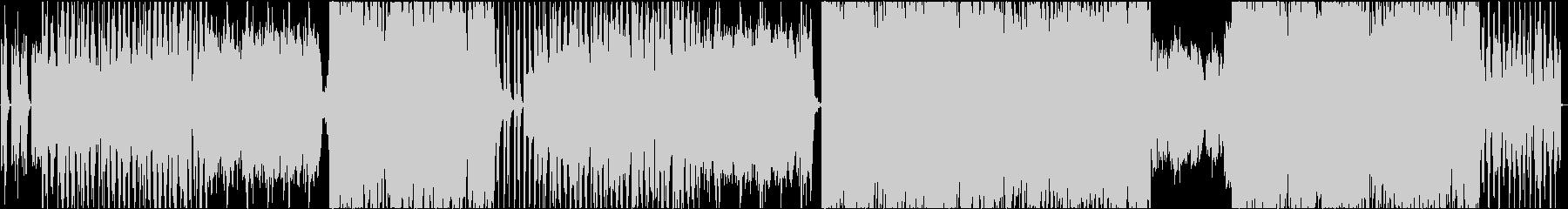 実話系RnBバラッド。の未再生の波形
