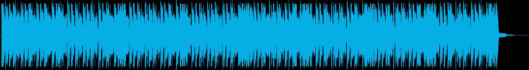 疾走感のあるディスコ_No582_5の再生済みの波形